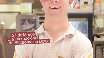 Link permanente para: Dia internacional da pessoa com Síndrome de Down
